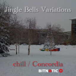 Jingle Bells Variations Cover